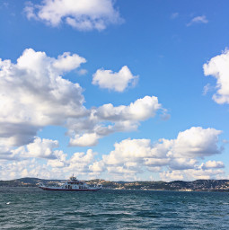 freetoedit photography photooftheday photographer nature sky sea landscape followme istanbul clouds fotografia