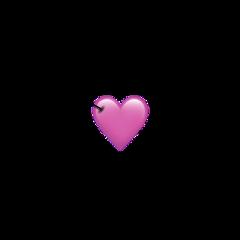 heart arrow iphone emoji iphoneemoji iphonestickers pink black pinkheart blackheart heartcrown halloween pinkhalloween blackhalloween cute clouds picsart freetoedit