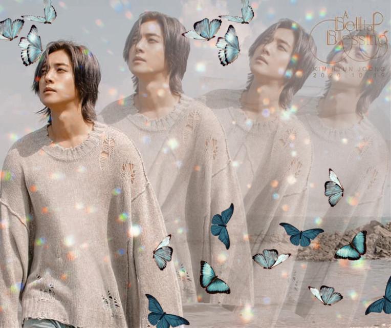 #kimhyunjoong #kpop #kpopidol #kpopmusic #krock #combackrelease #abellofblessing #music #album #henecia #motion #butterfly