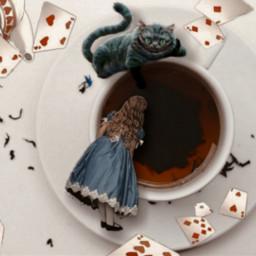 aliceinwonderland tea persian cool vote magic meee edittedbyme freetoedit ircacupoftea acupoftea