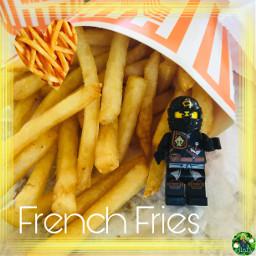 frenchfries frenchfry yummy food legos legophotography ninjago photography toyphotography cole legolife lego foodphotography nummy
