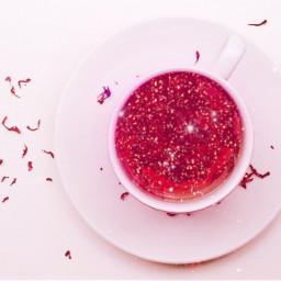 teacup tea pink pinkaesthetic aestheticpink pinkk ircacupoftea acupoftea freetoedit