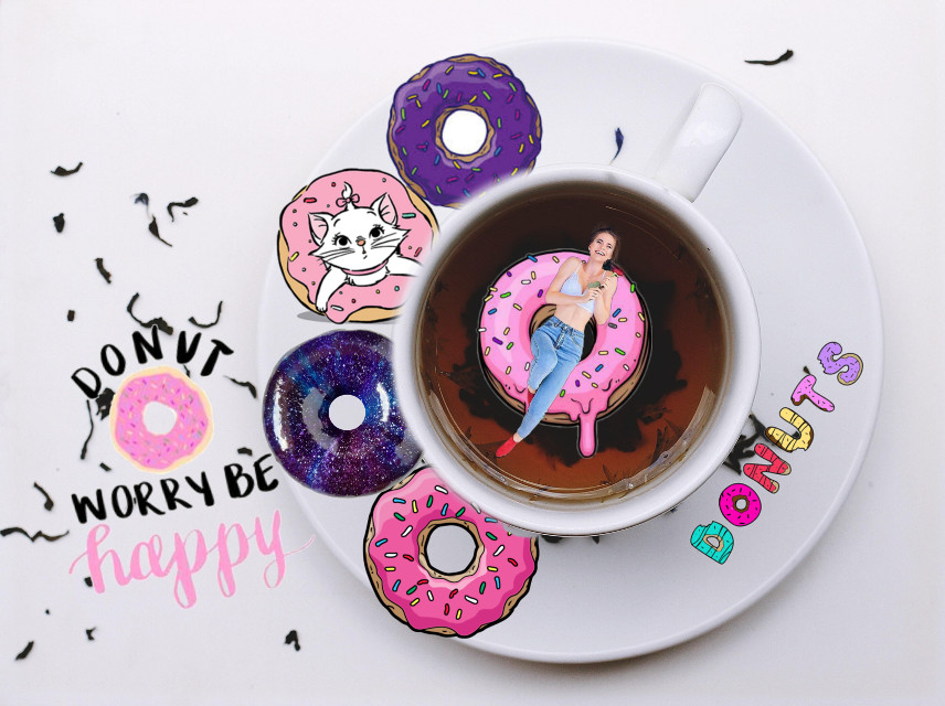 #donut #cup