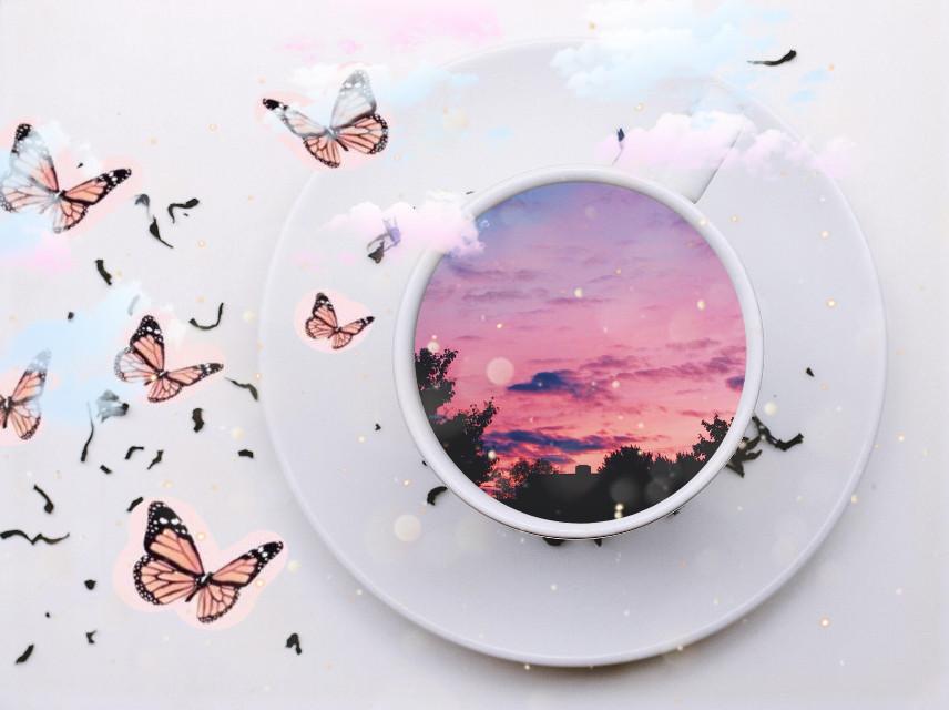 #aesthetictea #teatime 💙