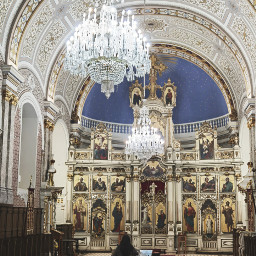 church beauty history