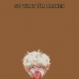 freetoedit wallpaper lyrics aesthetic brown sowhat jxdn southpark kennymccormick kennysouthpark