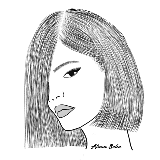 #mydrawing #outlineart #outline #outlinegirl #outlines #drawing #colorme