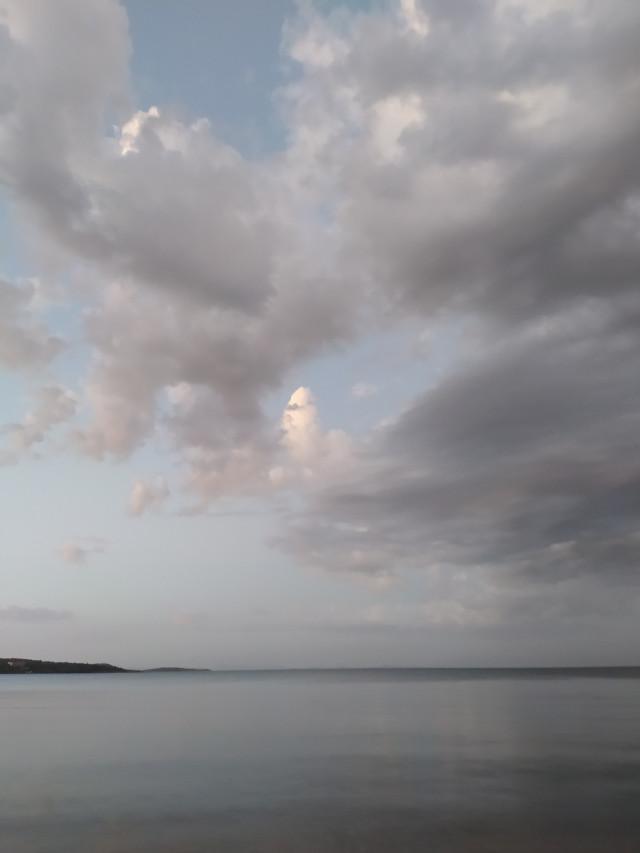 #grey #clouds