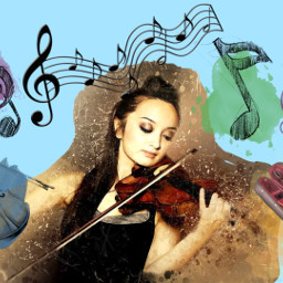 freetoedit woman violins violinist text musicalnotes colorchangeeffect madewithpicsart zoombackgroundsvibeseditingchallenge eczoombackgroundsvibes zoombackgroundsvibes