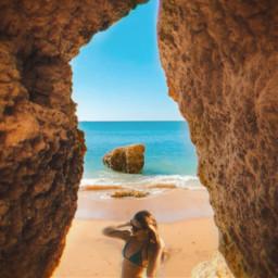 beach praia fundodafoto freetoedit