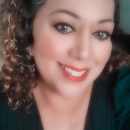 me smile eyes woman selfie