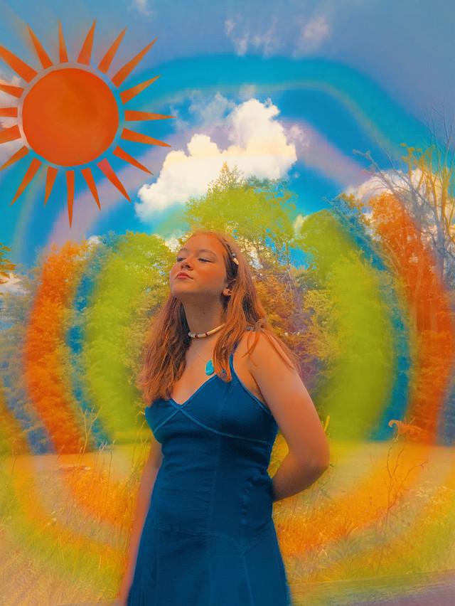 #replay #indie #hippie #trippy #aesthetic #psychedelic #hippy #hippieaesthetic #indieaesthetic #trendy #trending #papicks #heypicsart #interesting #art #sky #tiktok #charlidamelio