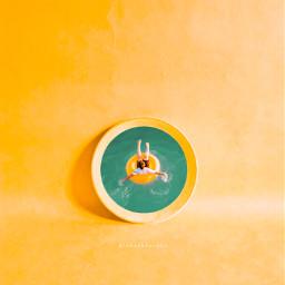 yellow positive minimalism freetoedit