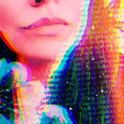 cybr2 selfieart me print overlay glitch glitcheffect cyber freetoedit