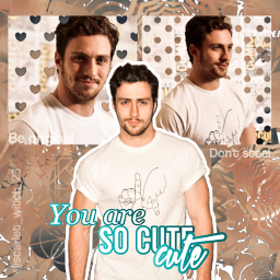 aaron taylor aarontaylorjohnson johnson comicon shape shapedit rareedit shapesticker