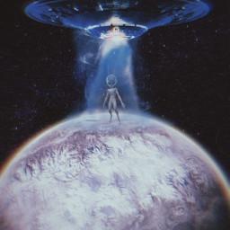 someoneisoutthere aliens alien ufo spaceship alienplanet universe multiverse freetoedit unsplash