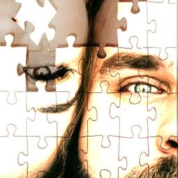 freetoedit happy srcpuzzlepieces puzzlepieces