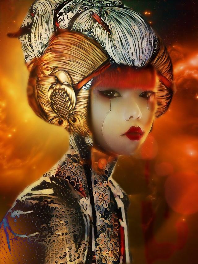 #japan #geisha #sandypants2