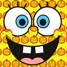 halloween wallpaper wallpapers halloweenwallpaper halloweenwallpapers spongebob spongebobsquarepants spongebobwallpaper spongebobwallpapers halloweenspongebob pumpkin emoji pumpkinemoji pumpkinemojis yellow 31daychallenge freetoedit