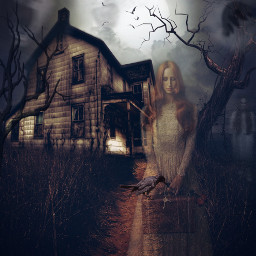 freetoedit halloweenfun halloweenedit ghostly spooky