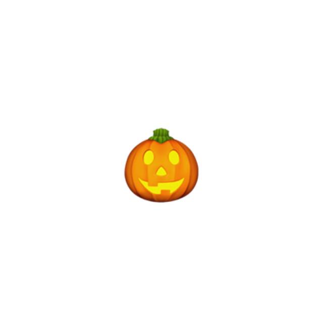 #halloween #pumpkin #spooky #orange #green #yellow #iphone #emoji #iphoneemoji #iphonesticker