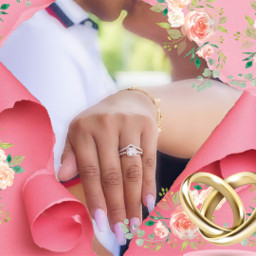 wedding engagement freetoedit