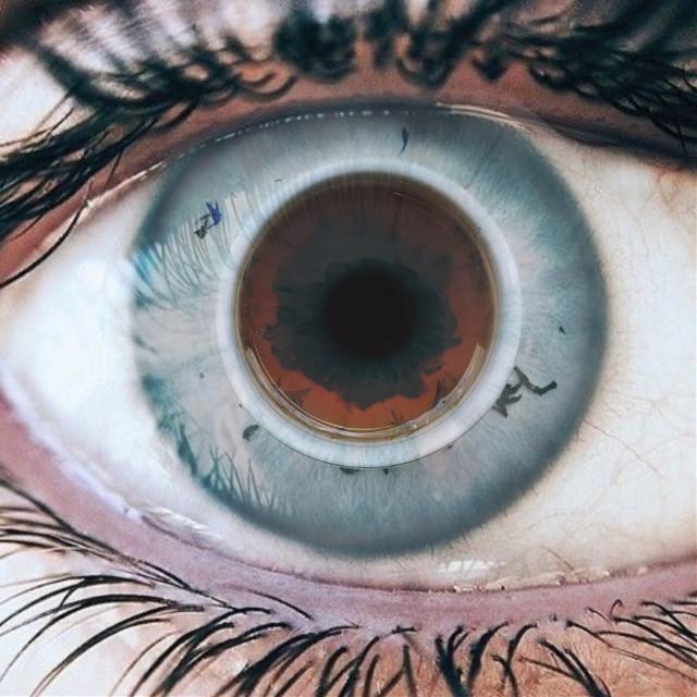 #acupoftea #cup #tea #eye #reflection