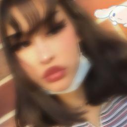 egirl haloween art edit selfie egirls egirledit blue colorize blur motion motionblur smartblur clown scary cute bangs blacklips blm wlw wlwpride aesthetic aestheticedit aesthetics freetoedit