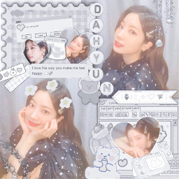 cute kpop dahyun twice kpoptwice eyewideopen picsart music lightings pretty