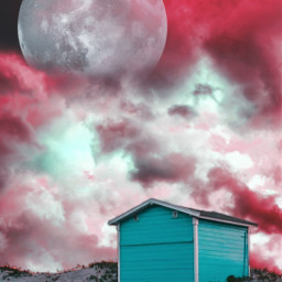 photomanipulation surreal blending editstepbystep hue adjusttool madewithpicsart freetoedit