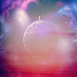 moon colorful colors background backgrounds freetoedit remixit