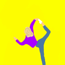 freetoedit comic gymnast