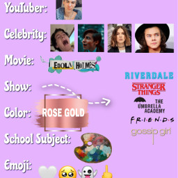 aesthetic tumblrgirls tumblr purpleaesthetic interesting art people strangerthings madatdisney riverdale gossipgirl friends theumbrellaacademy harrystyles onedirection enolaholmes milliebobbybrown aidangallagher colesprouse freetoedit