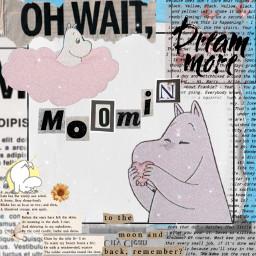 moomin moomintroll moominvalley moominvalleyedit editedwithpicsart edits cartoon cute blue freetoedit