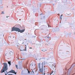 urakaka ochako ochakouraraka urarakaochako mha bnha bokunoheroacademia myheroacademia bokunohero anime animegirl animeedit request editrequest girl idk hashtagssuckass