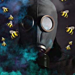 bee toxic ogm freetoedit unsplash srcbethequeenbee bethequeenbee