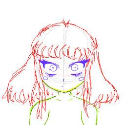 oc art digitalart sketch wip