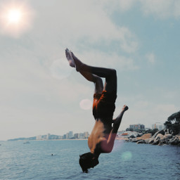 cliffjumping cliffjumper summer