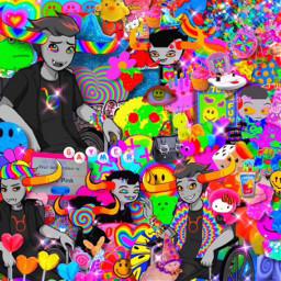 tavrosnitram homestuck kidcore webcore glitchcore tavros edit complex