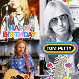 tompetty tompettyandtheheartbreakers thetravelingwilburys mudcrutch georgeharrison bobdylan thebeatles freefallin americangirl wildflowers fullmoonfever damnthetorpedoes refugee dontcomearoundherenomore iwontbackdown learningtofly happybirthday rainbow filter polarr picsart edit like follow gaintrain