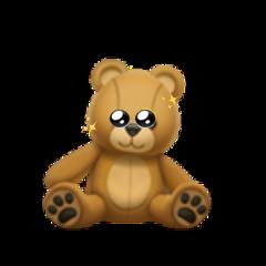 freetoedit teddybear iphoneemoji aestethicemoji