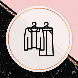 icon sticker instagram destaquesdoinstagram freetoedit destaquesinstagram destaqueinstagram destaquesinsta tumblr tumblrstickers rosa rosegold marmore black clothes clothesaesthetic roupa
