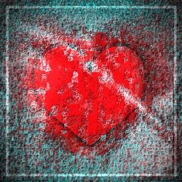 freetoedit rough heart merlin art