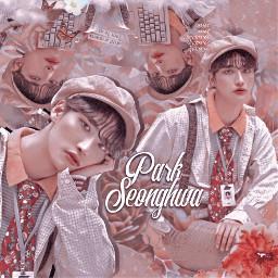 kpop kpopedit ateez parkseonghwa seonghwa