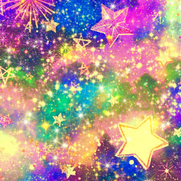 freetoedit glitter sparkle galaxy sky stars pattern shimmer rainbow prism cosmos bling cute kawaii art overlay background wallpaper