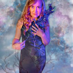 mystical magical goddess spiritual photography photoshoot myphoto myart fantasy fantasyart freetoedit