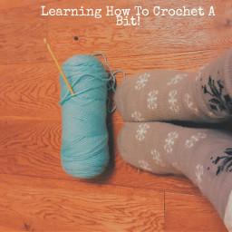 crochet beggniner hobby fun new