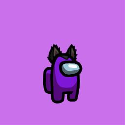 amongus amongusedit purple freetoedit