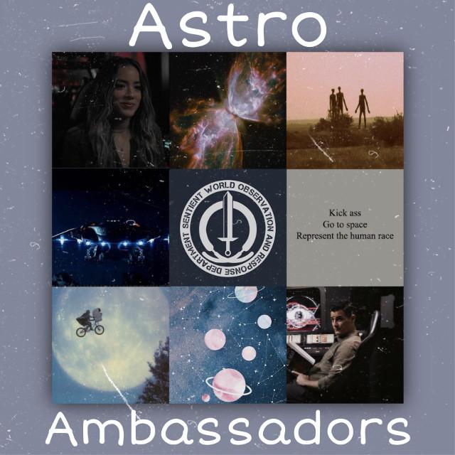 #astroambassadors #dousy #sousy #daisysousa #agentsofshield #aos #aesthetic