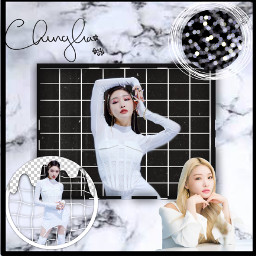 art freetoedit chungha_edit staytonightchungha playchungha chungha blackandwhite kpopedit lovekpop loveyourselfbts loveyourself